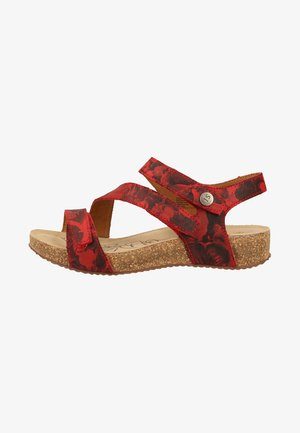 Outdoorsandalen - red