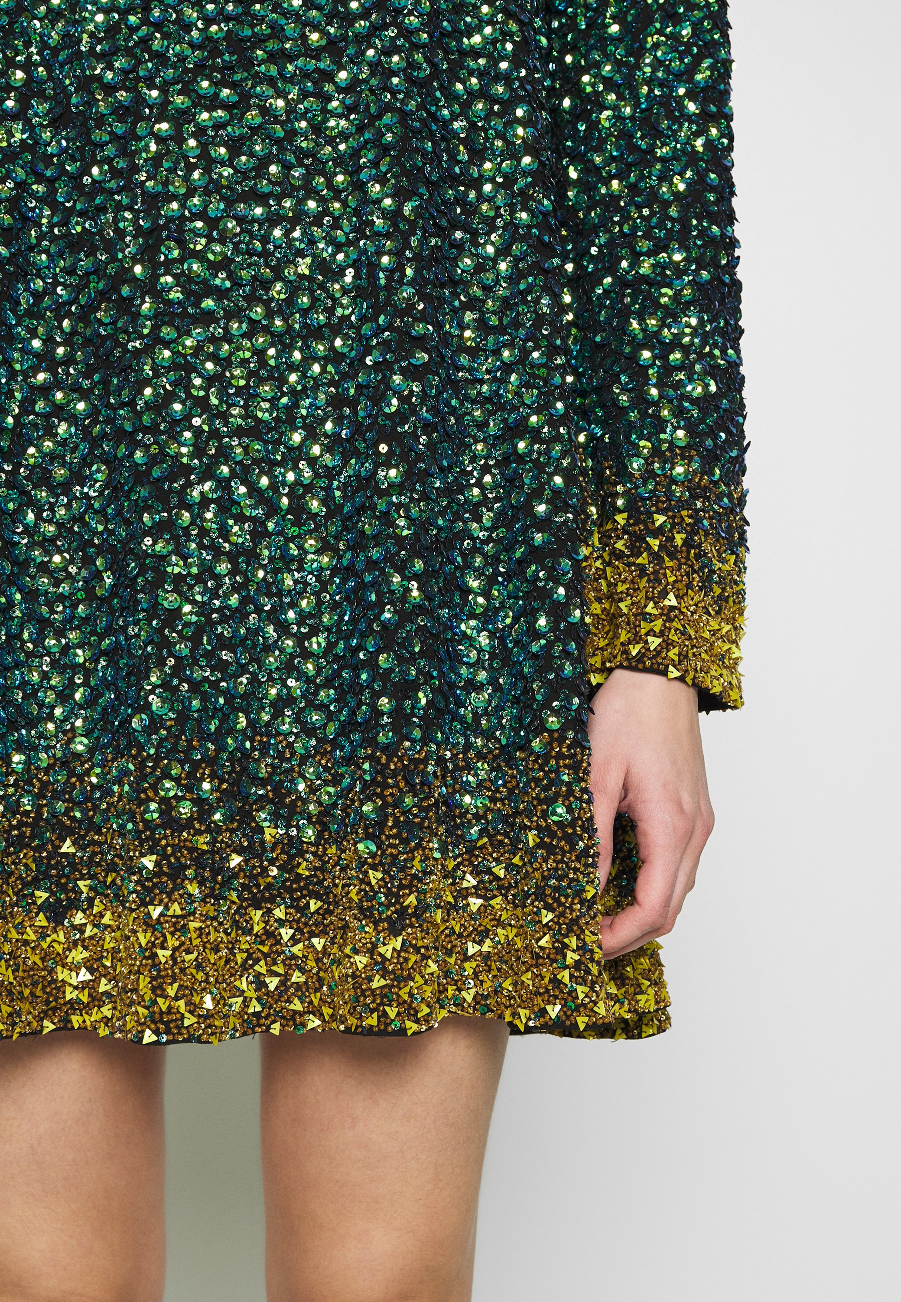 MANÉ CETO DRESS - Robe d'été - green - Robes femme p5w1B