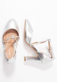 Anna Field - Zapatos altos - silver - 3