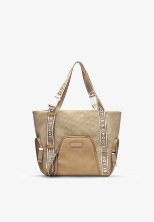 BOLSOS  - Shopper - beige