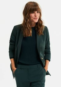 WE Fashion - Blazer - dark green - 2