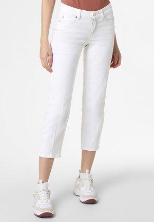 HOSE PARIS - Trousers - weiß