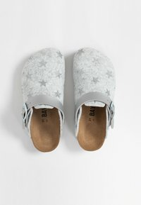 BAYTON - NOMA  - Slippers - silver - 2