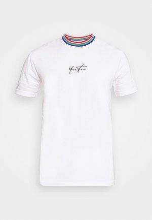 PRIDE UNISEX - T-shirts med print - white
