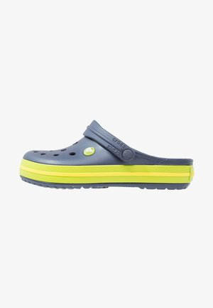 CROCBAND UNISEX - Clogs - blue