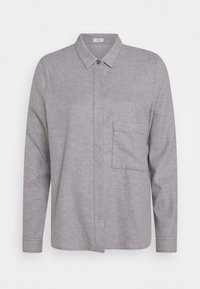 CLOSED - HAILEY - Button-down blouse - grey heather melange - 0