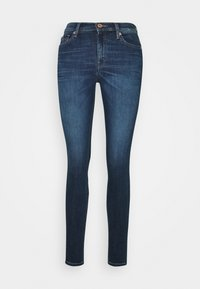Tommy Jeans - NORA - Jeans Skinny Fit - knox dark blue - 3