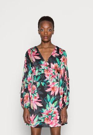 GISELLA DRESS - Day dress - tropical palms