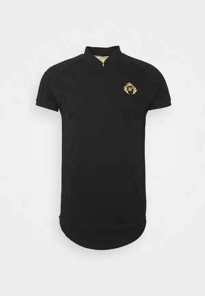 BASEBALL - T-shirt imprimé - black