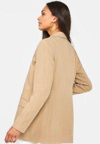 WE Fashion - Blazere - beige - 2
