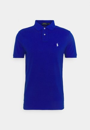 SHORT SLEEVE - Polo shirt - pacific