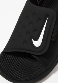 Nike Performance - SUNRAY ADJUST 5 - Chodecké sandály - black/white - 2