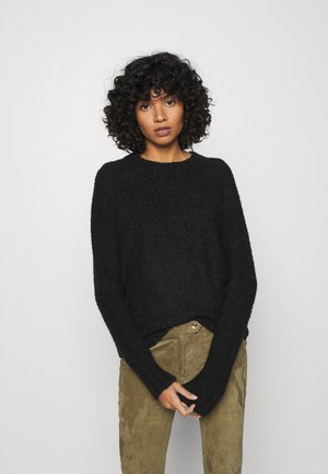 ONLOLIVIA O NECK - Jumper - black