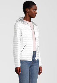 Colmar Originals - EXPOSE - Down jacket - white-light steel - 2