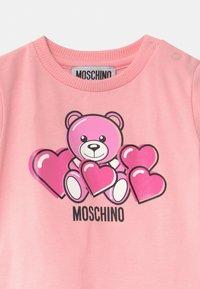 MOSCHINO - Jersey dress - sugar rose - 2
