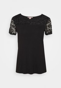 Anna Field Petite - Basic T-shirt - black - 6
