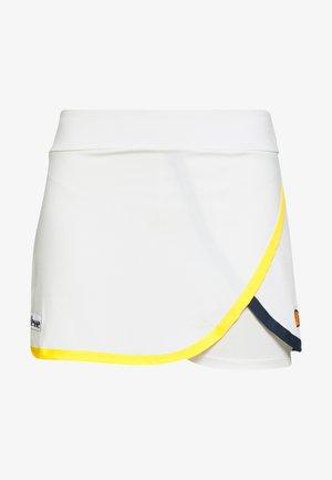 MONROE - Sports skirt - off white