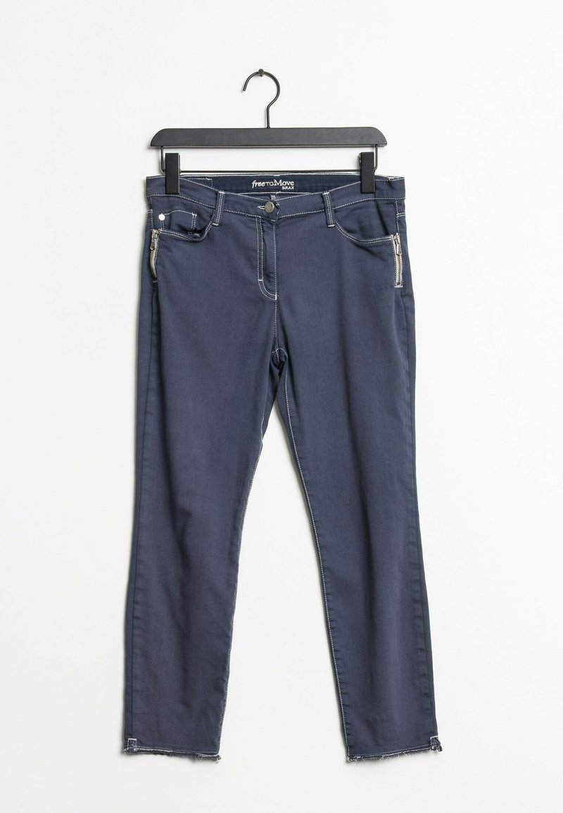 BRAX - Straight leg jeans - purple