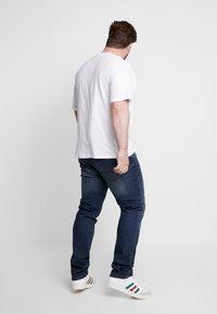 Cars Jeans - SHIELD PLUS - Slim fit jeans - dark used - 2