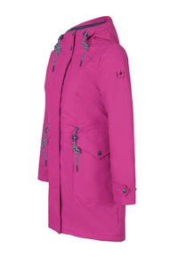 Dingy Rhythm Of The Rain - DINGY RHYTHM OF THE RAIN REGENMANTEL AMY - Parka - rose rot - 5