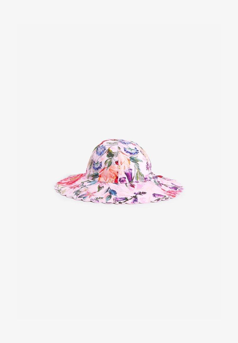 Next - Hat - pink