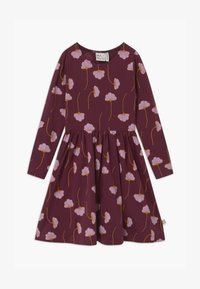 Mainio - Jersey dress - bordeaux - 0