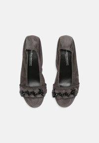 Kennel + Schmenger - MALU - Ballet pumps - antracite/black - 5