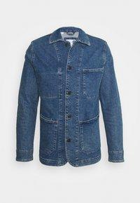 Selected Homme - SLHJACKSON JACKET - Denim jacket - medium blue denim - 7