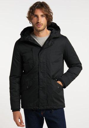 ANORAK - Winter jacket - schwarz