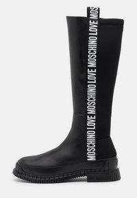 Love Moschino - STREET LOVE - Boots - black - 1