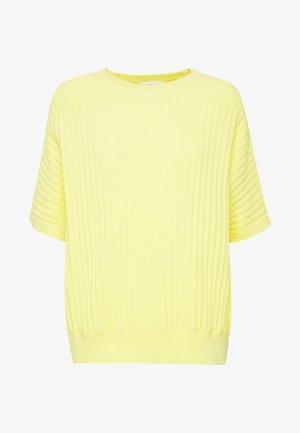 POLMUN - T-Shirt print - fresh lemon