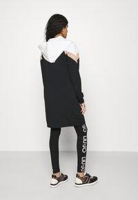 Liu Jo Jeans - FELPA APERTA - Zip-up sweatshirt - nero - 2