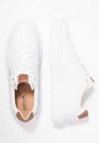 Geox - DEIVEN - Trainers - white - 1