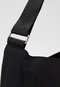 Weekday - CARRY BAG - Handbag - black - 3