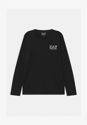 EA7 - Top sdlouhým rukávem - black