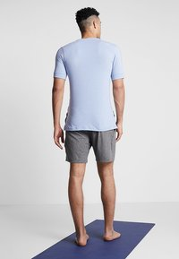 Nike Performance - DRY SHORT - Pantalón corto de deporte - black/heather - 2