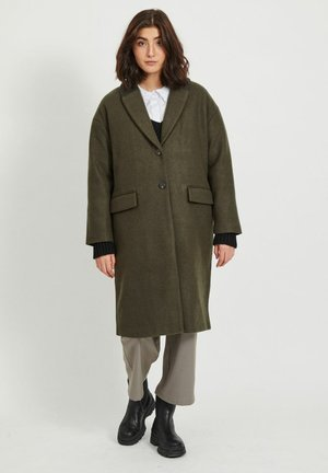 VICALLEE  - Classic coat - forest night