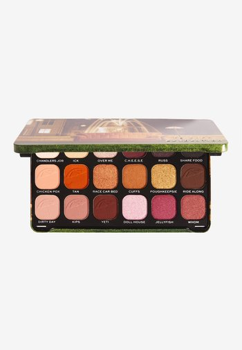 REVOLUTION X FRIENDS FOREVER FLAWLESS I'LL BE THERE FOR YOU - Eyeshadow palette - multi