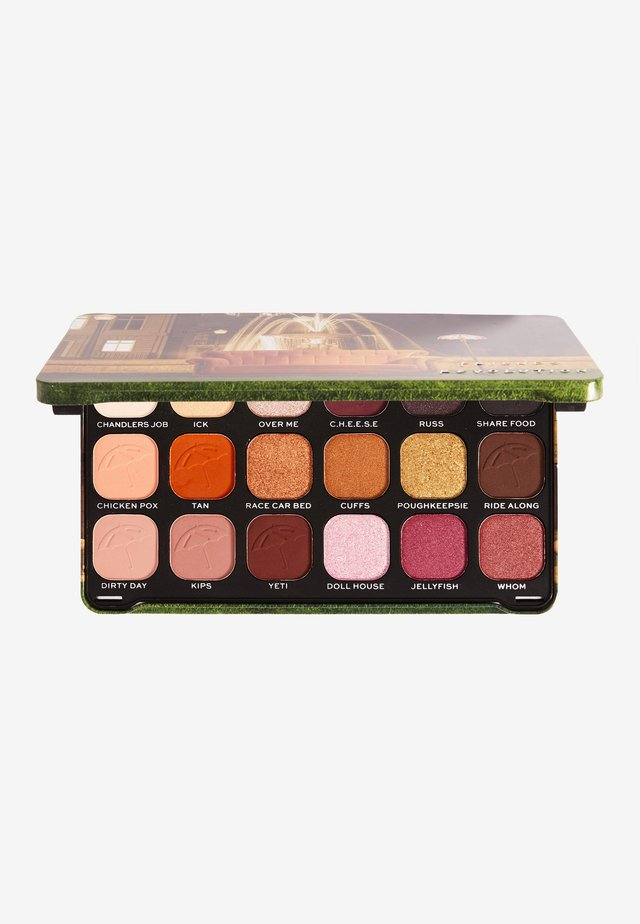 REVOLUTION X FRIENDS FOREVER FLAWLESS I'LL BE THERE FOR YOU - Palette fard à paupière - multi
