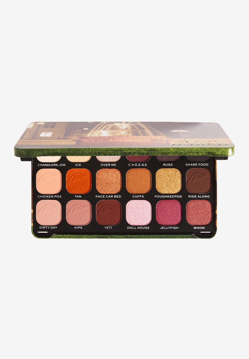 Make up Revolution - REVOLUTION X FRIENDS FOREVER FLAWLESS I'LL BE THERE FOR YOU - Eyeshadow palette - multi