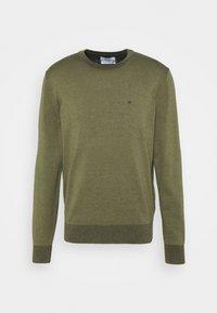 Calvin Klein - C NECK - Jumper - green - 0