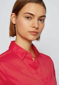 BOSS - BASHINA - Button-down blouse - pink - 3