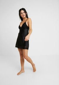LingaDore - DULL DRESS - Nightie - black - 1