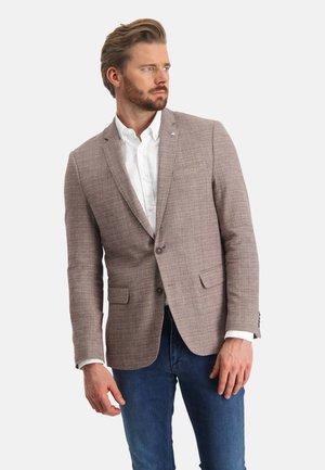 Blazer jacket - sand plain
