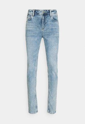 SKIM TIMEWORN - Slim fit jeans - blue denim