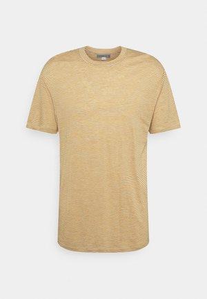 DOWLAS CREWE STRIPE - T-shirt imprimé - twig