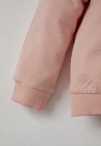 DeFacto - Zip-up sweatshirt - pink - 3