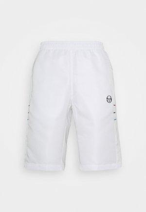 AMARILLIS BERMUDA - Pantaloncini sportivi - blanc de blanc