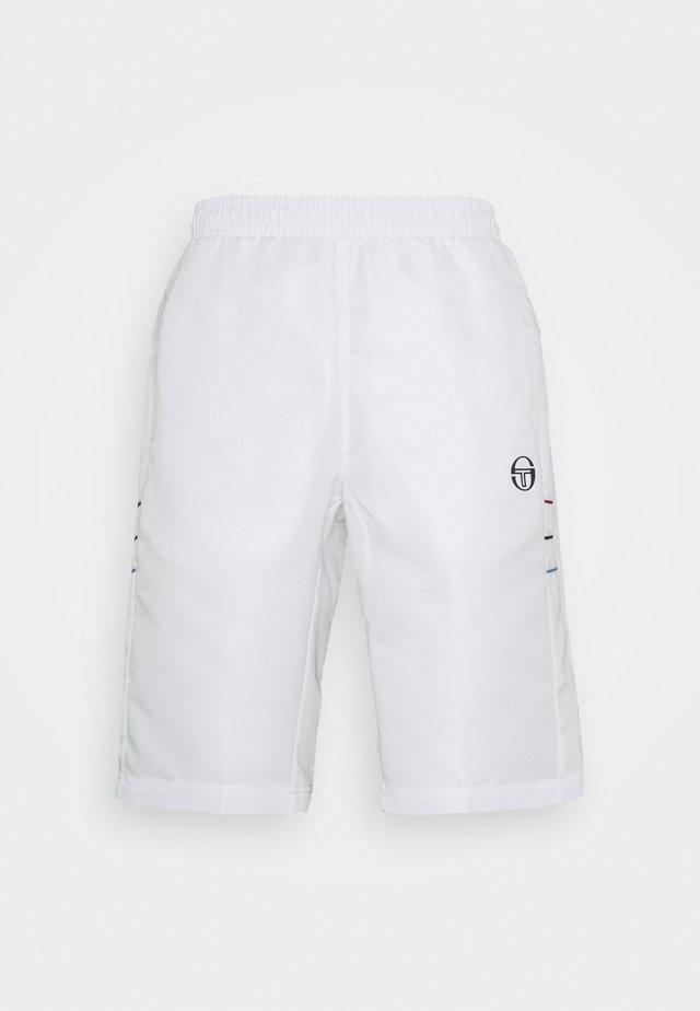 AMARILLIS BERMUDA - Sportovní kraťasy - blanc de blanc