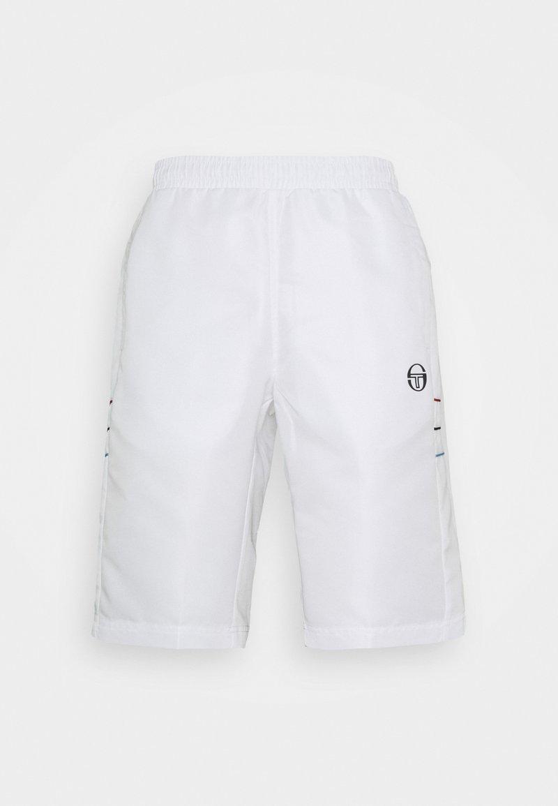 Sergio Tacchini - AMARILLIS BERMUDA - Sportovní kraťasy - blanc de blanc